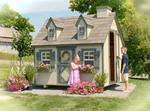 Handcrafted Cape Cod Playhouse