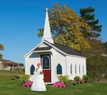 DIY Kit Little Cottage Chapel Playhouse