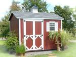 Wood Classic Workshop Shed Kit