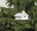 Amish Made Church Bird House