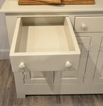 Pine Wood Farmhouse Buffet From Dutchcrafters Amish Furniture