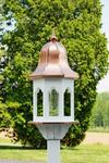 Amish-Made Large Poly Gazebo Birdfeeder