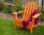 POLYWOOD® Classic Folding Adirondack Chair
