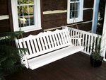 Pine Wood Royal English Porch Swing