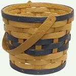 Amish Poly One Handle Planter Basket