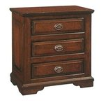Amish Coventry Nightstand - Keystone Collection