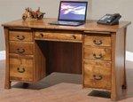 Amish Woodbury Executive Desk