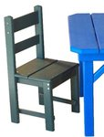 Child Size Economy Poly Chair