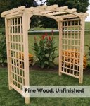 Cambridge Wedding Archway From Dutchcrafters Amish Furniture