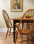 Maple Windsor High Back Chair