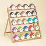 Eco Poly Wren Bird House