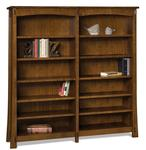 "68"" Modesto Mission Bookcase"