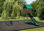 Play Mor Adrenaline Rush Swing Set
