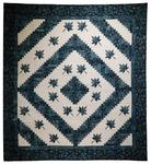 Colorado Star Log Cabin Quilt