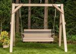 LuxCraft 4' Plain Poly Swing