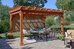 Traditional Pine Pergola Kit