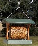 Poly Horizontal Suet Log Feeder