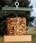 Poly Upright Suet Log Feeder