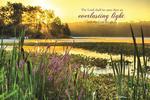 American Made Everlasting Light Plaque