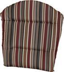 Berlin Gardens Comfo-Back Dining Chair Back Cushion