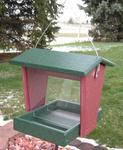 Poly Small Bird Feeder
