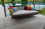 Poly Traditional English Swing Bed