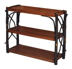 Amish Hickory Bookcase