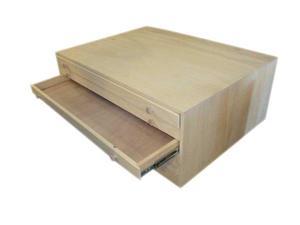 Amish 5 Drawer Blueprint Drafting File Cabinet