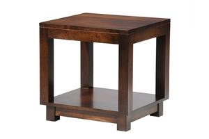 Amish Contemporary Urban End Table