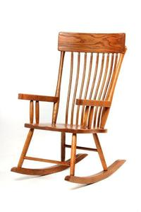 Amish Country Style Indoor Rocking Chair