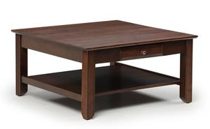 Amish Arlington Square Coffee Table