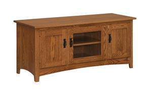 """Amish Country Mission 56"""" TV Stand"""