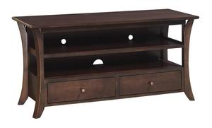 Amish Alsace Living Room TV Stand