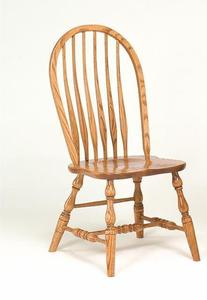 Amish Bent Feather Bow Back Windsor Chair