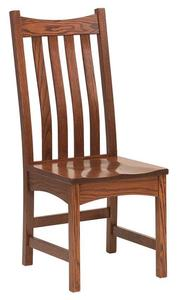 Amish Bellingham Mission Dining Chair