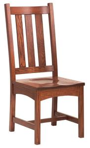 Amish Vintage Mission Chair