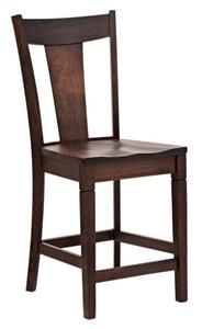 Amish Parkland Bar Stool