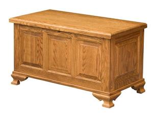 Amish Colonial American Hope Chest