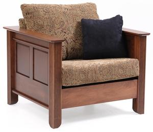 Amish Arlington Lounge Chair