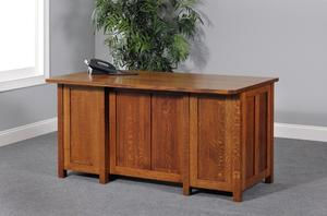 Amish Coventry Mission Executive Desk