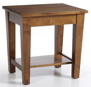 Amish Urban Shaker End Table