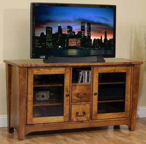 Amish Urban Shaker Flat Screen TV Stand