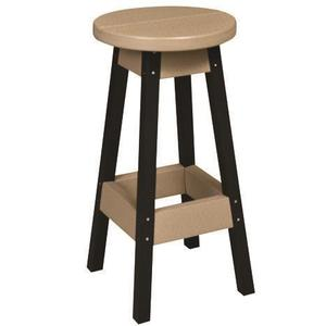 "Berlin Gardens 30"" Poly Bar Stool"