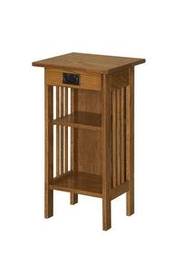 Amish Arts and Crafts Mission Small Accent Table