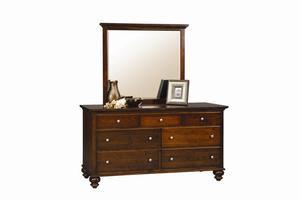Amish Gardner Double Dresser
