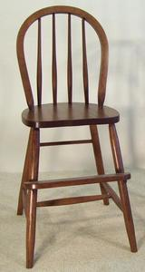 Amish Bow Back Youth Chair