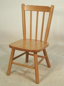 Amish Two Poster Child's Chair