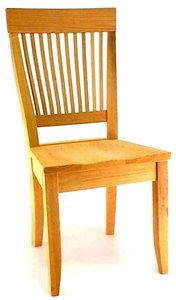 Amish Winslet Slat Dining Chair