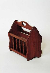 Amish Magazine Rack
