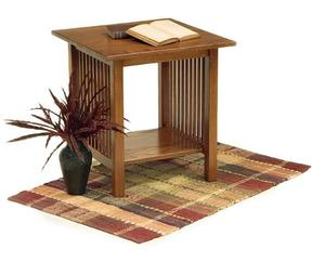 American Mission Large End Table